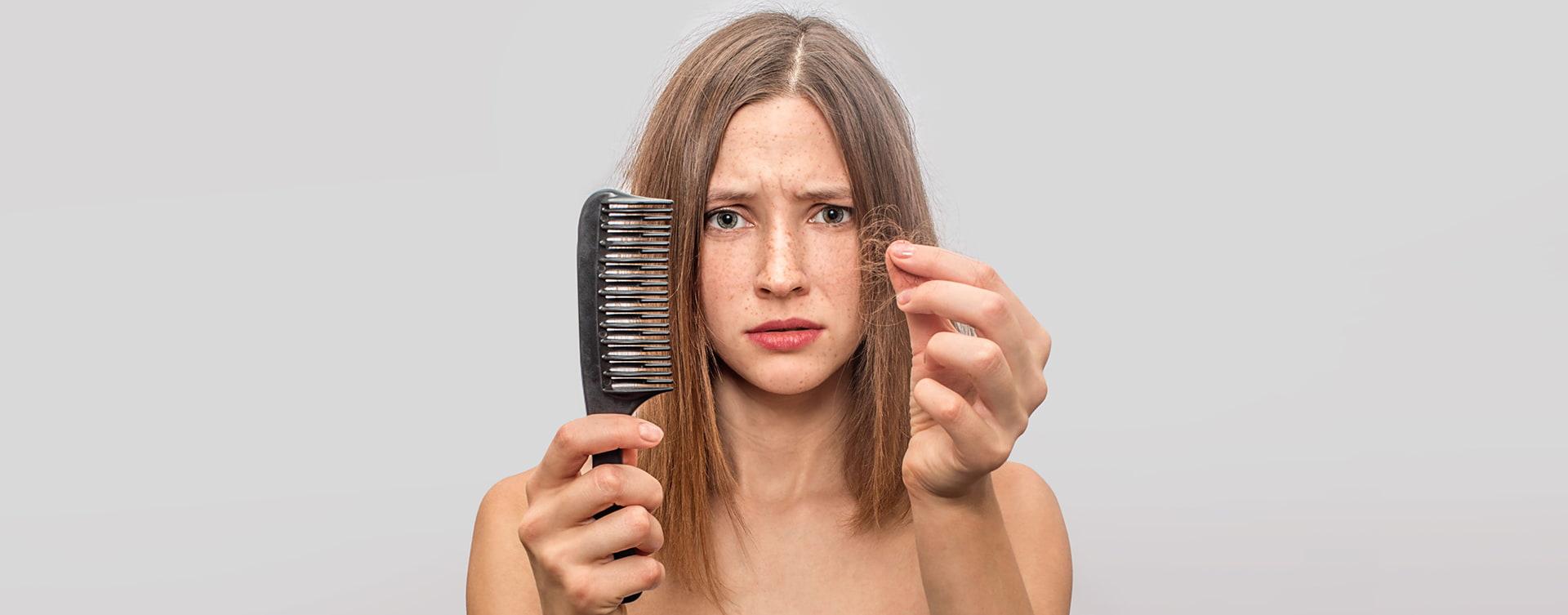 cum să îți oprești căderea părului regivero