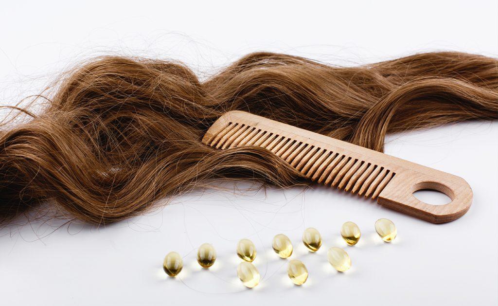 părul creț natural