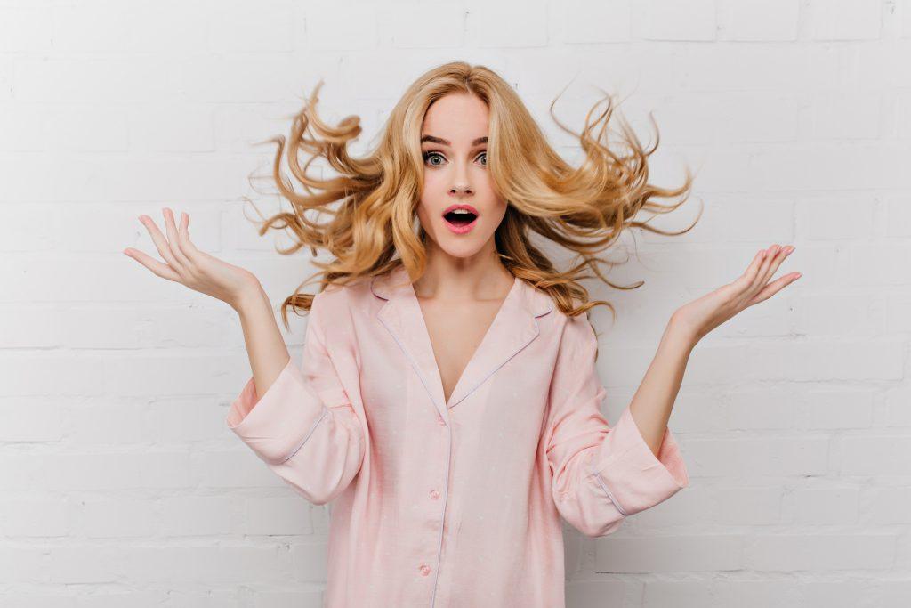 căderea excesivă a părului